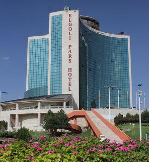 هتل ايل گلي تبريز