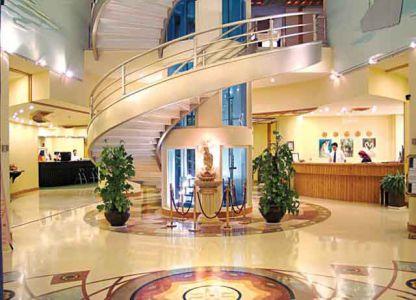 هتل تابان کیش